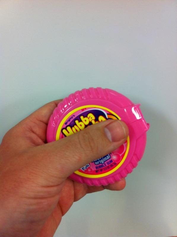 Bubbletape