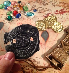 Scallywg Design Goonies Doubloon Prop Replica